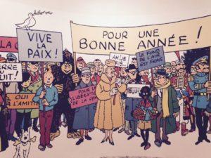 1er billet | Hergé au Grand Palais : dépêchez-vous ! herg  3 300x225