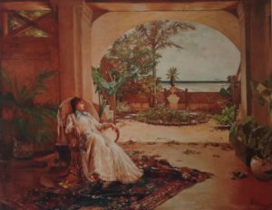 8ème billet -| L'histoire de Cuba à travers ses artistes chaise 300x232
