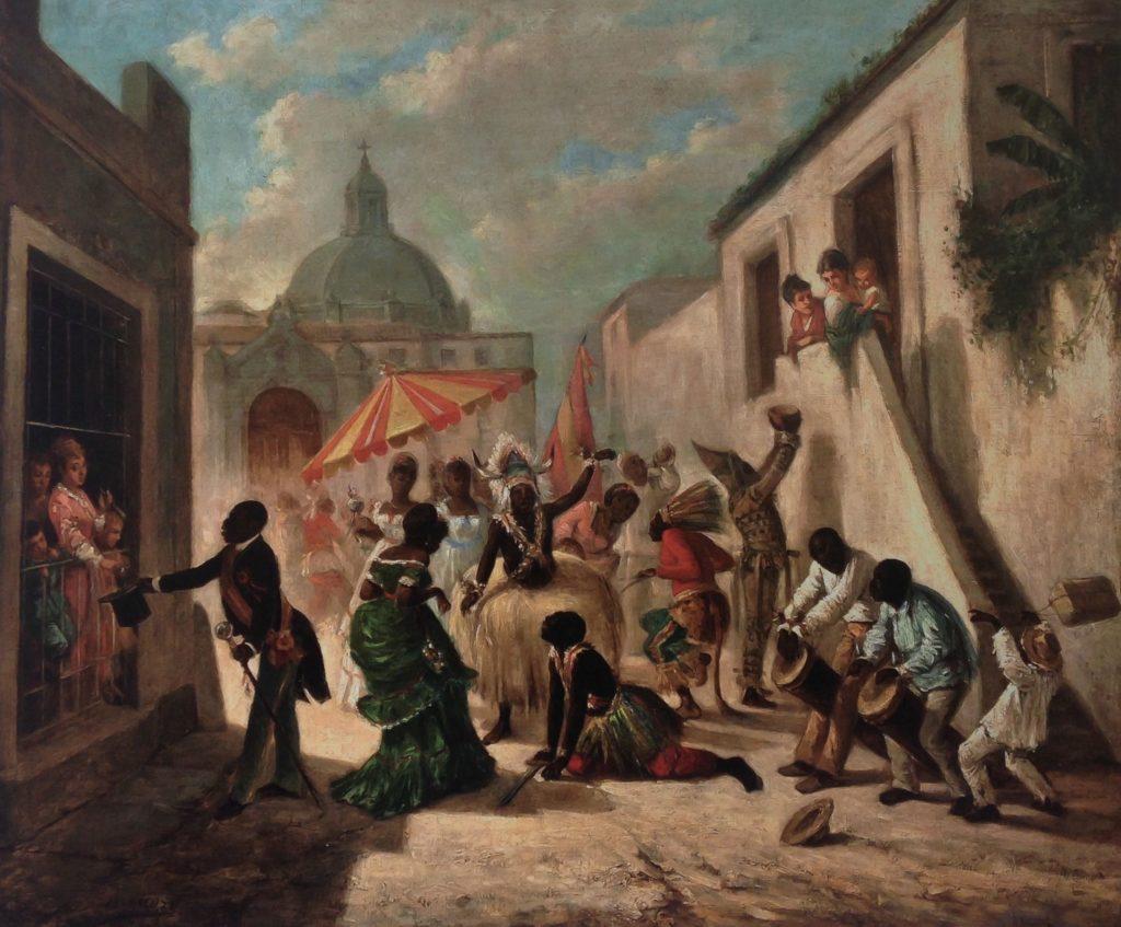 8ème billet -| L'histoire de Cuba à travers ses artistes dia 1024x847