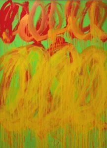 7ème billet |  Beaubourg fête Cy Twombly 1 1 217x300