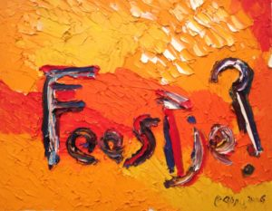 13eme billet | « L'Art est une fête » …. …selon KAREL APPEL ! 2 5 300x233
