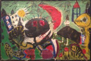 13eme billet | « L'Art est une fête » …. …selon KAREL APPEL ! 5 5 300x202