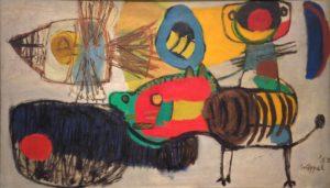 13eme billet | « L'Art est une fête » …. …selon KAREL APPEL ! 6 5 300x171