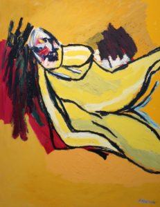 13eme billet | « L'Art est une fête » …. …selon KAREL APPEL ! 8 4 231x300