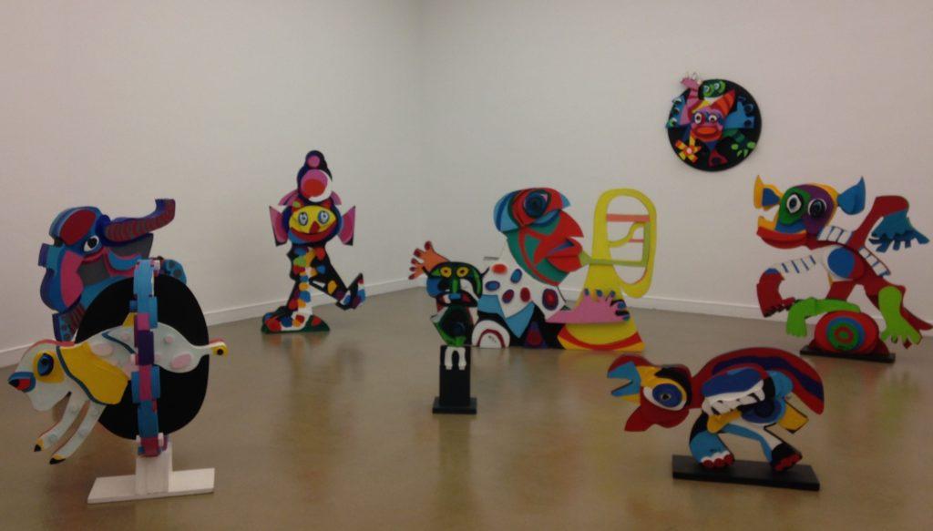13eme billet | « L'Art est une fête » …. …selon KAREL APPEL ! 9 4 1024x583