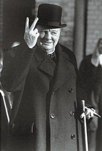 15ème billet | Winston Churchill, peintre ! 1 203x300