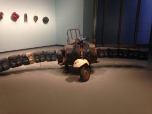 16ème billet | Fondation Louis Vuitton : L'Exposition « Art/Afrique, Le Nouvel Atelier ». 3 2 300x225