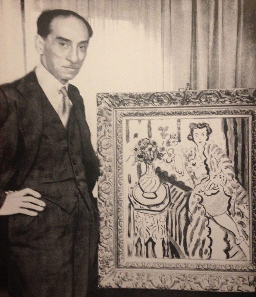 Paul Rosenberg  19ème billet du blog FrancescArts | L'exposition « 21 rue la Boétie » au Musée Maillol. 2 2 885x1024