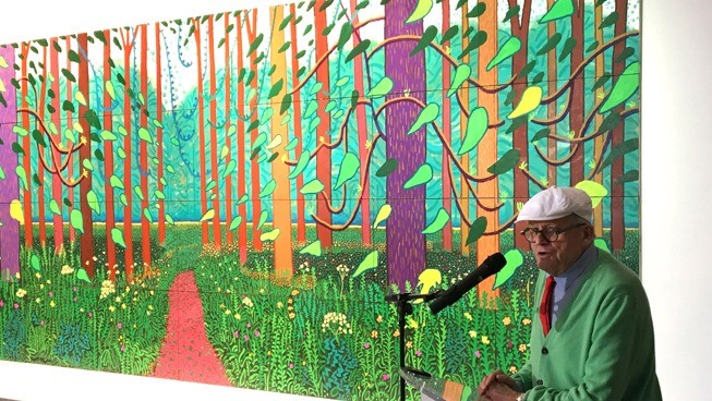 23ème billet | Le choc « David HOCKNEY » ! 8