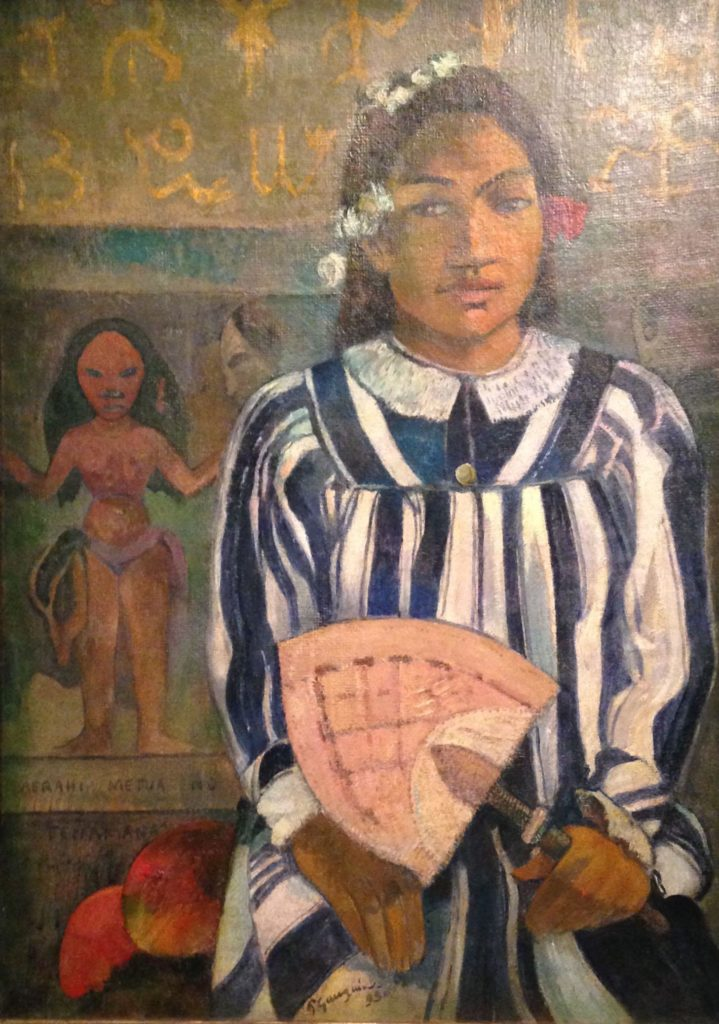 26ème billet Gauguin, un artiste aux talents multiples ! 7 719x1024