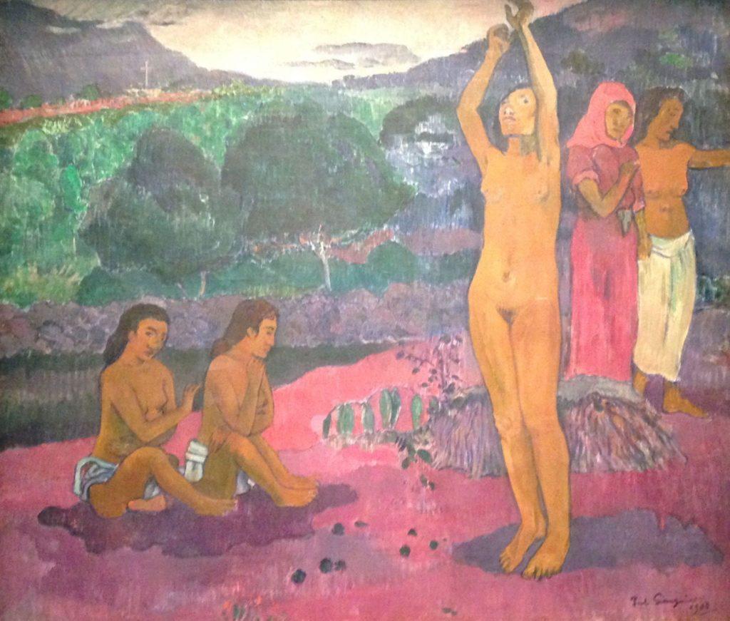 26ème billet Gauguin, un artiste aux talents multiples ! 8 1024x871