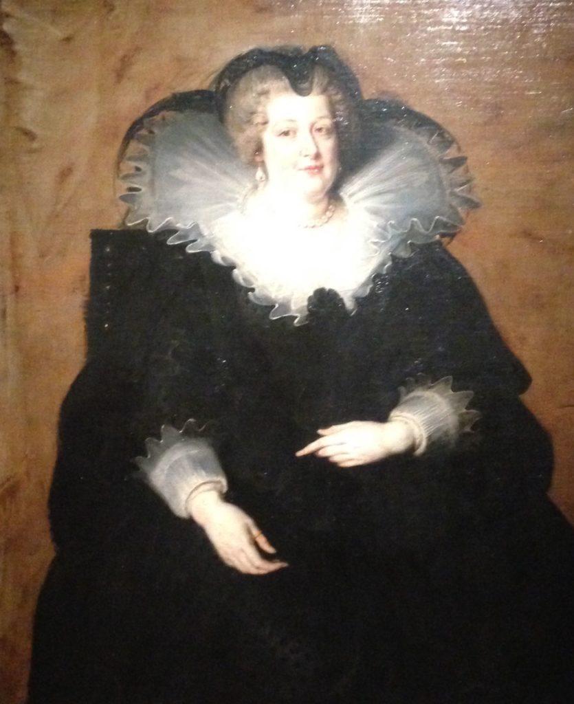 28ème billet | Rubens est à Paris! a 835x1024