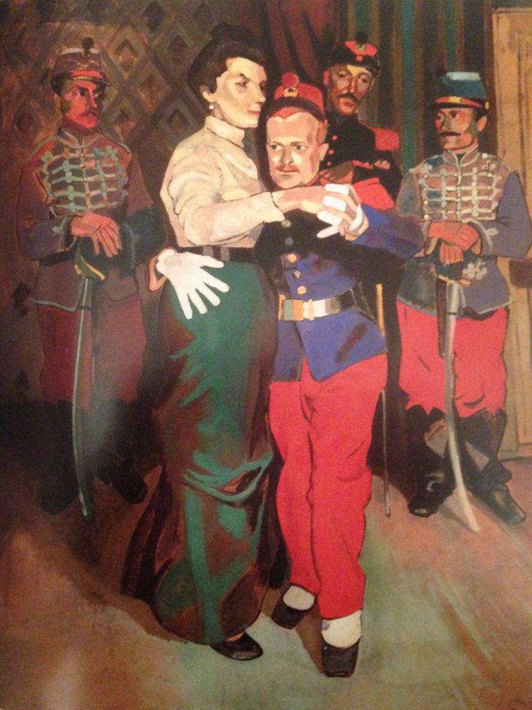 www.culture-digitale.net L'agence web pour la Culture Jean-Vincent BANES  30ème billet | André DERAIN, un déchiffreur ? 1 1 768x1024