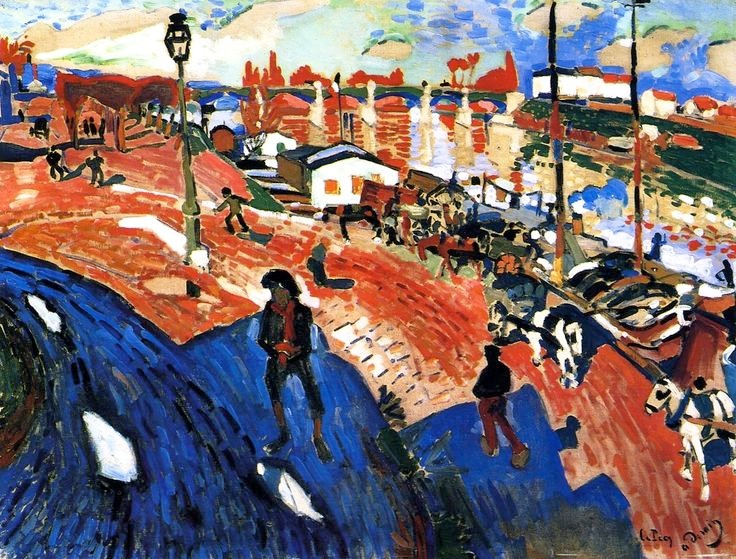 www.culture-digitale.net L'agence web pour la Culture Jean-Vincent BANES  30ème billet | André DERAIN, un déchiffreur ? 2