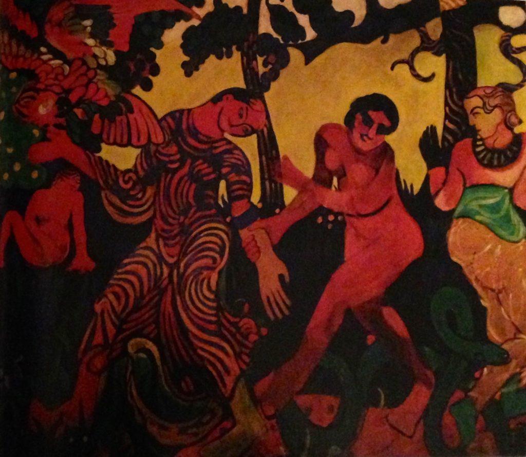 www.culture-digitale.net L'agence web pour la Culture Jean-Vincent BANES  30ème billet | André DERAIN, un déchiffreur ? 4 1024x889