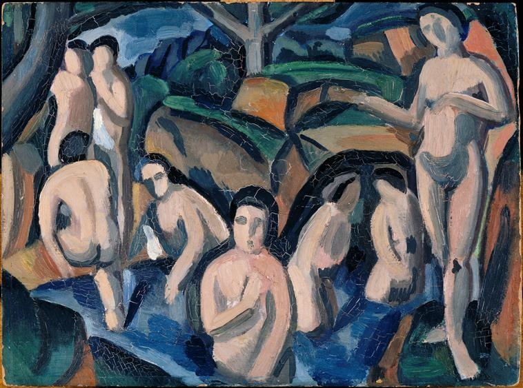 www.culture-digitale.net L'agence web pour la Culture Jean-Vincent BANES  30ème billet | André DERAIN, un déchiffreur ? 5