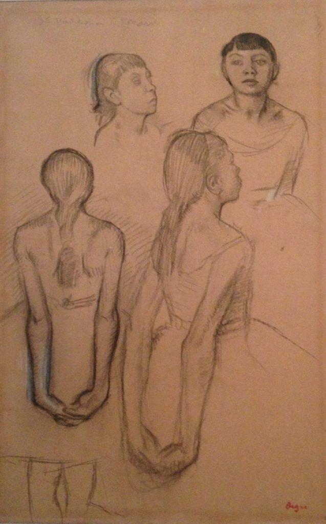 31ème Billet | Camille Claudel et Edgar Degas à Orsay 6 1 637x1024