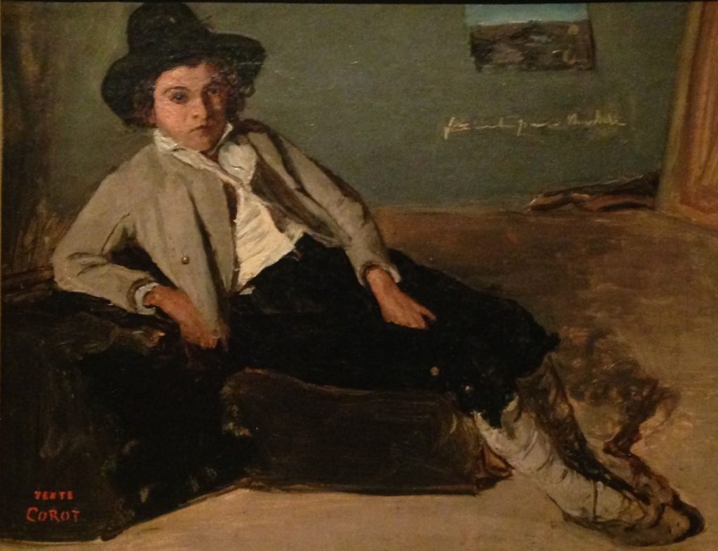 34ème billet | Musée Marmottan Monet : Corot et ses modèles 3 2 1024x787
