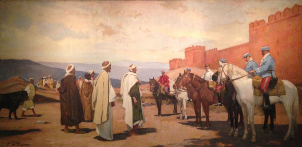 35ème Billet | Exposition «Peintures des Lointains» au Quai Branly 4 3 1024x500