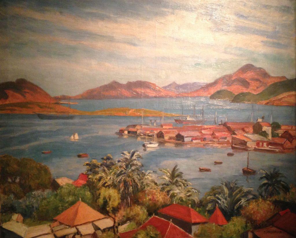 35ème Billet | Exposition «Peintures des Lointains» au Quai Branly 5 3 1024x825