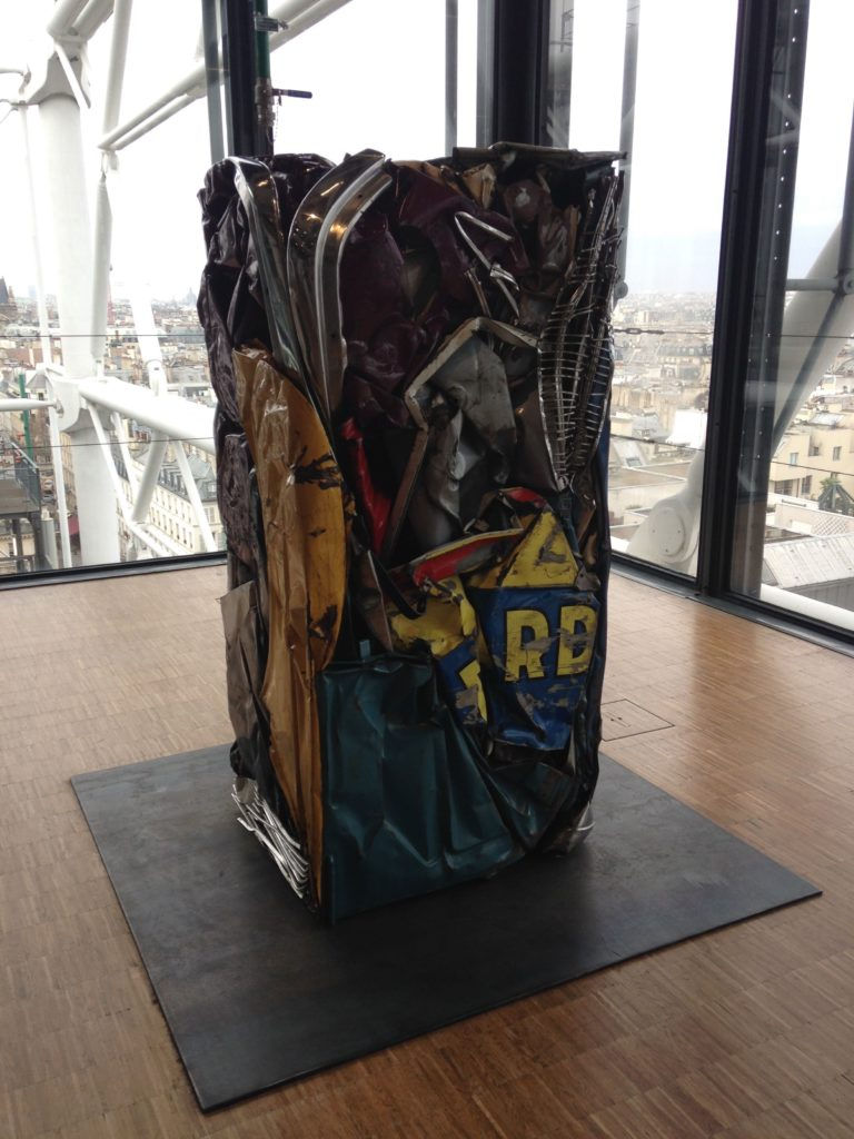 32ème billet | César à Pompidou! 5 768x1024