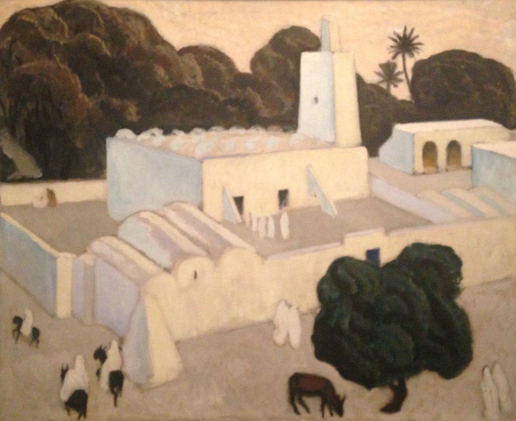 35ème Billet | Exposition «Peintures des Lointains» au Quai Branly 6 3 1024x836