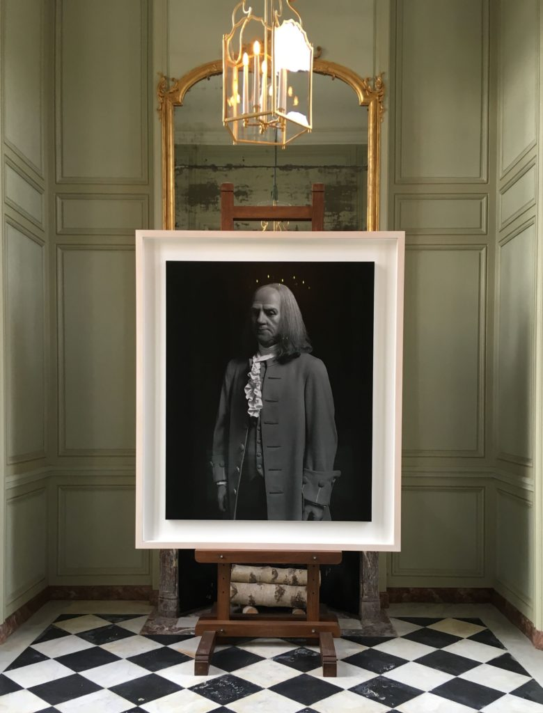 54ème billet | Le Domaine de Trianon, à Versailles, reçoit SUGIMOTO 8 780x1024