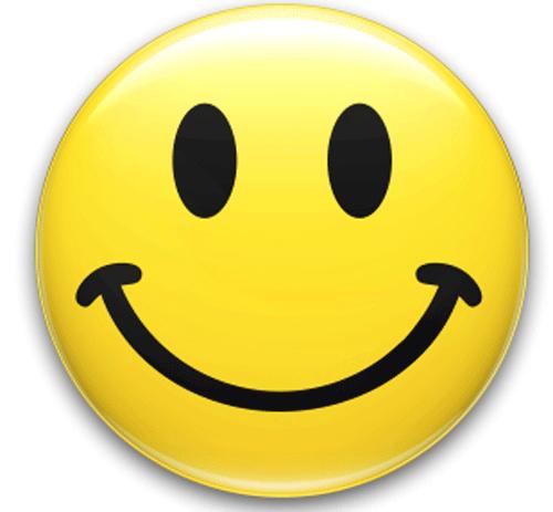 55ème billet | Nouvelles expositions en 2019 smiley souriant