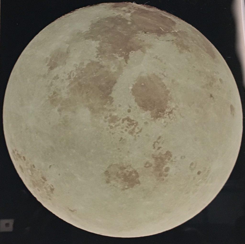 59ème billet | «La Lune, du Voyage Réel aux Voyages Imaginaires» au Grand Palais. 1 1024x1018