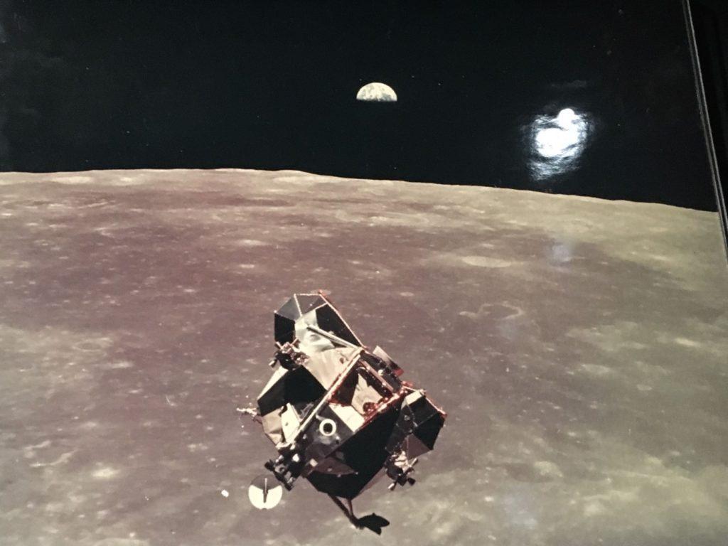 59ème billet | «La Lune, du Voyage Réel aux Voyages Imaginaires» au Grand Palais. 3 1024x768