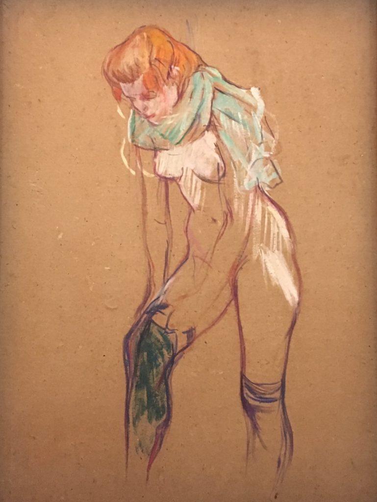 64ème billet | Toulouse-Lautrec est au Grand Palais 9 agence culture digitale banes jean vincent 769x1024