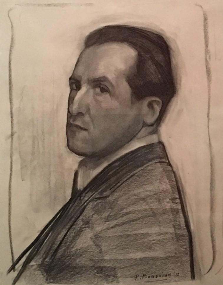 67ème billet | La période figurative de Mondrian exposée au Musée Marmottan Monet 2 1