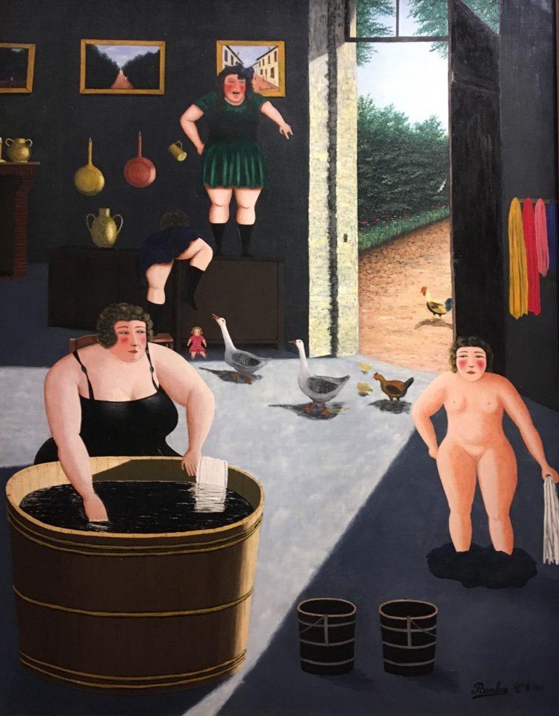 68ème billet | « Du Douanier Rousseau à Séraphine – Les grands maitres naïfs » au Musée Maillol 2 2 799x1024