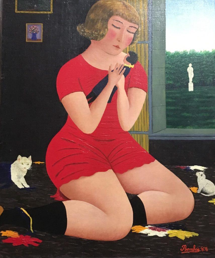 68ème billet | « Du Douanier Rousseau à Séraphine – Les grands maitres naïfs » au Musée Maillol 3 2 855x1024
