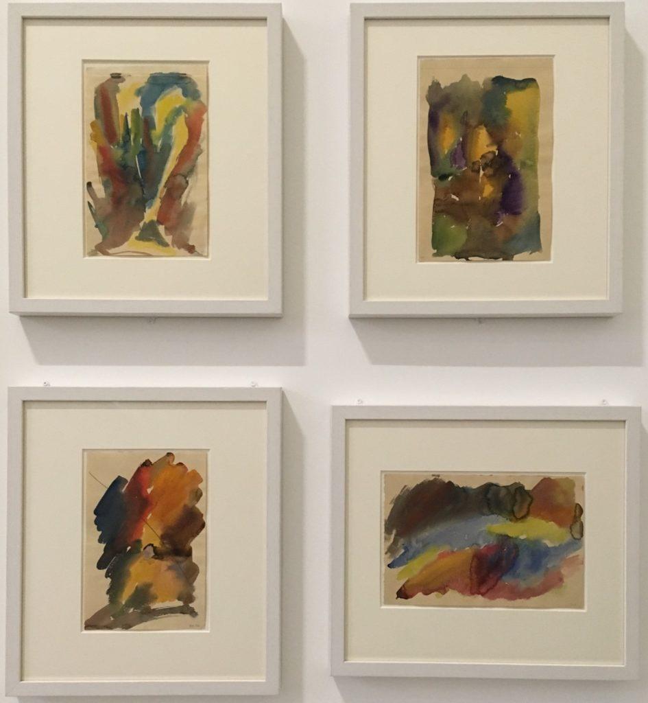 66ème billet | Exposition « Hans HARTUNG (1904-1989), la fabrique du geste » au Musée d'Art Moderne de Paris 3 945x1024