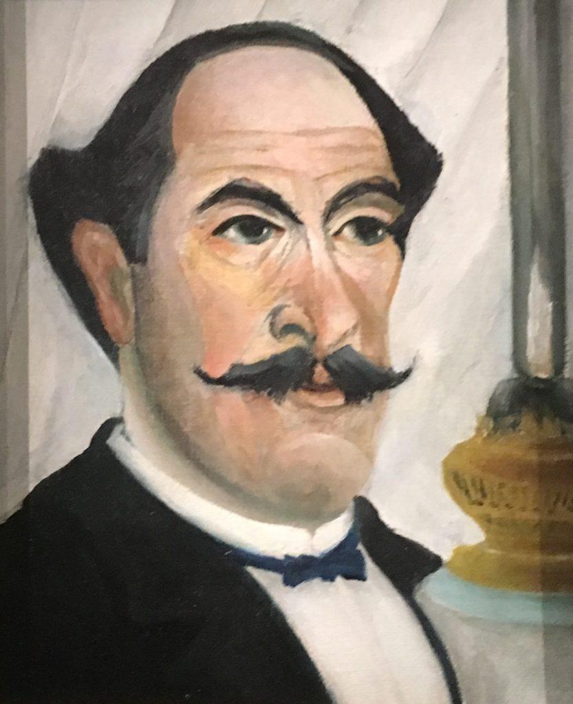 68ème billet | « Du Douanier Rousseau à Séraphine – Les grands maitres naïfs » au Musée Maillol 4 2 833x1024