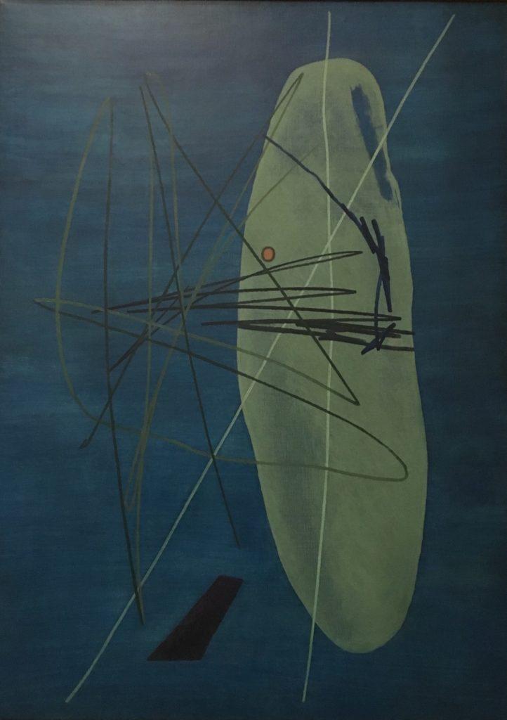 66ème billet | Exposition « Hans HARTUNG (1904-1989), la fabrique du geste » au Musée d'Art Moderne de Paris 5 722x1024
