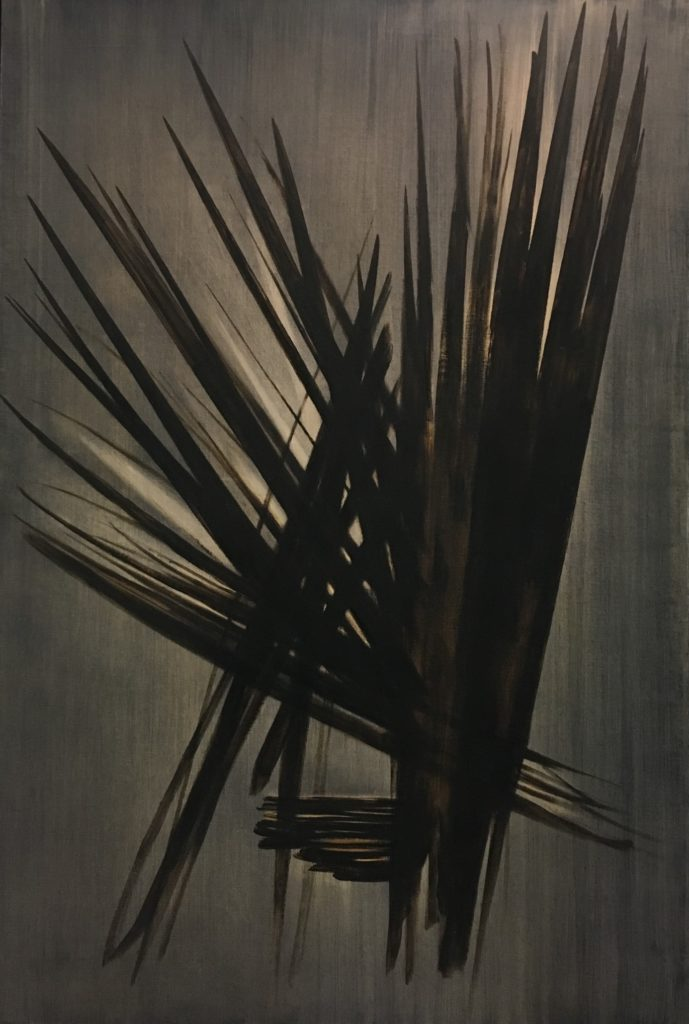 66ème billet | Exposition « Hans HARTUNG (1904-1989), la fabrique du geste » au Musée d'Art Moderne de Paris 7 689x1024