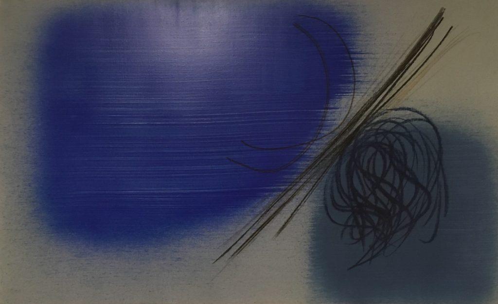 66ème billet | Exposition « Hans HARTUNG (1904-1989), la fabrique du geste » au Musée d'Art Moderne de Paris 9 1024x625