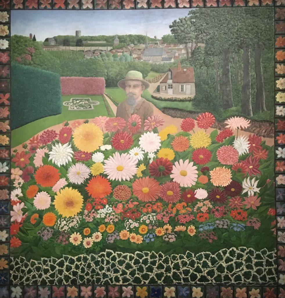 68ème billet | « Du Douanier Rousseau à Séraphine – Les grands maitres naïfs » au Musée Maillol 9 2 982x1024