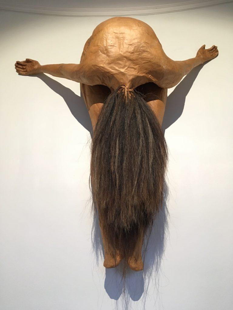 69ème billet | KIKI SMITH, sculptrice américaine, à la Monnaie de Paris jusqu'au 9 février 2020. 2 KIKI SMITH 768x1024