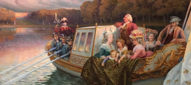 72ème Billet   Exposition « Versailles Revival ! (1867-1937) » au Château de Versailles 1 780x350