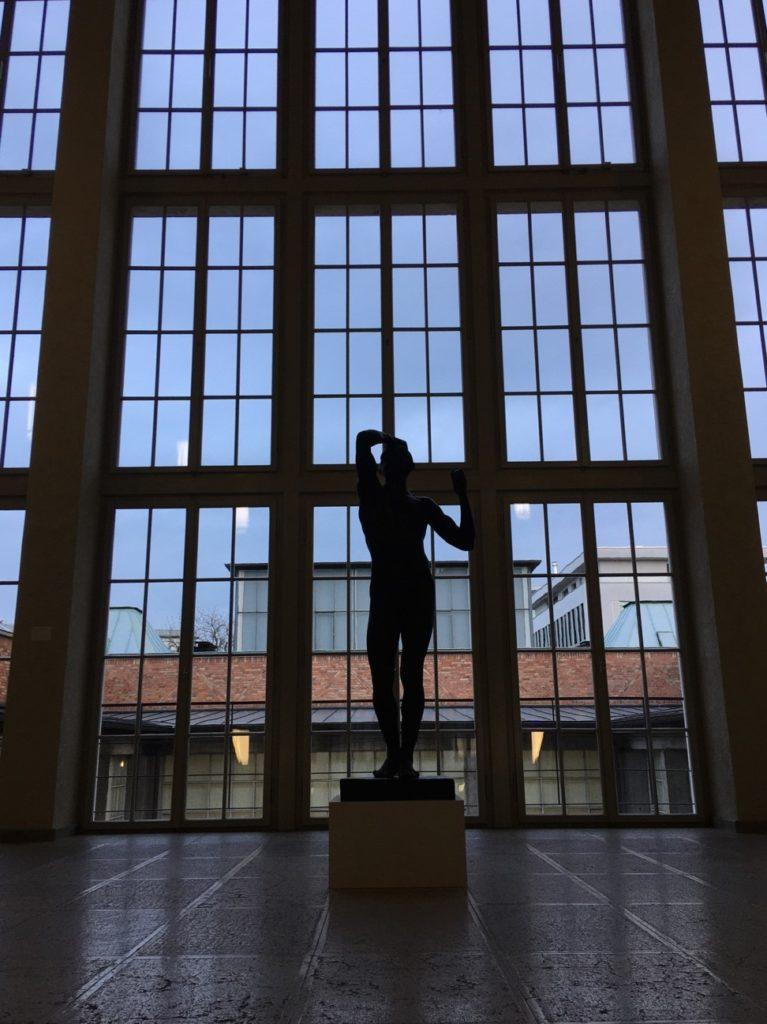 71ème billet | Bâle : la Fondation Beyeler, le Kunstmuseum, ArtBasel et la fontaine de TINGUELY. 71  me billet     www